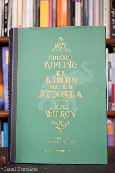 El libro de la jungla Rudyard Kipling, el Zorro Rojo