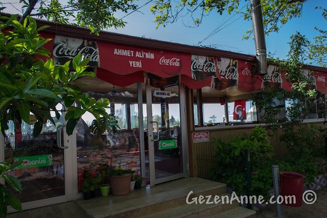 Sakarya, Karasu, Yenimahalle'deki Ahmet Ali'nin Yeri restoranı