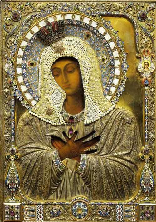 Пятиконечная звезда - православный символ. 100