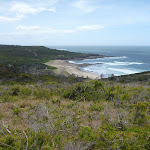 Views to the north from Pinney's Headland in the Wallarah Pennisula (388331)