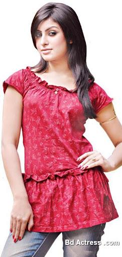 Bangladeshi Actress Shokh