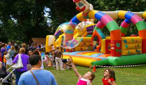 Espectaculos para fiestas de niños