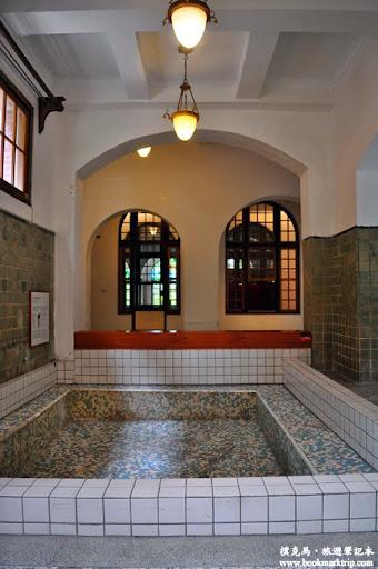北投溫泉博物館澡堂