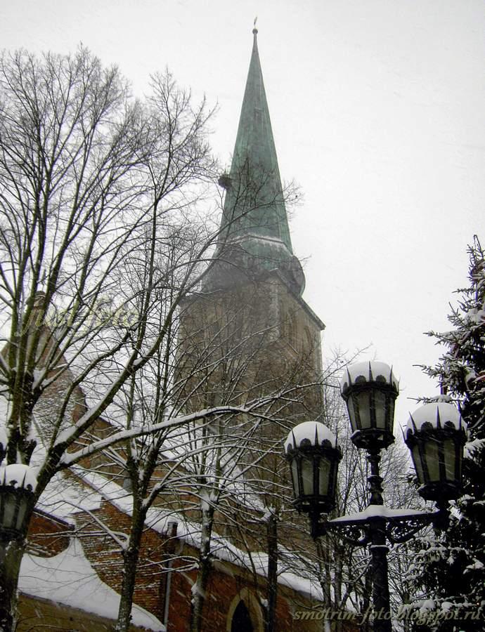Рига - Кафедральный собор Святого Иакова