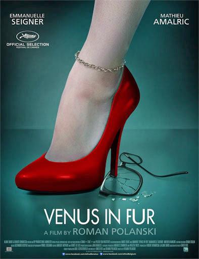 La venus de las pieles (La vénus a la fourrure) (2013) [Vose]