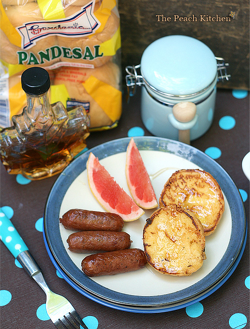 Gardenia Pandesal French Toast
