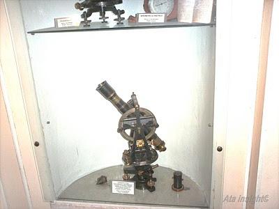 Instrumentos del observatorio