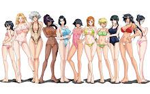 hentai boobs women black people bleach inoue orihime soifon matsumoto rangiku kurotsuchi nemu shihou