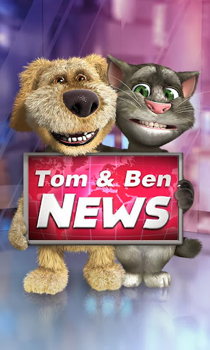 Talking Tom & Ben News v2.0.1
