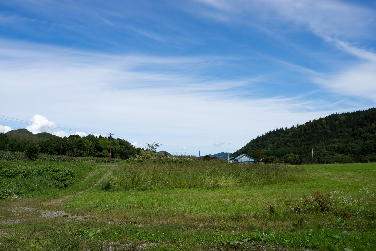 小檜山博氏の生家