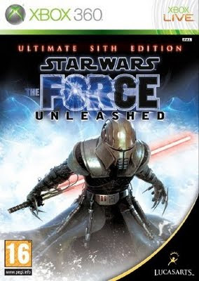 Star Wars Xbox 360 Star+Wars+The+Force+Unleashed+Ultimate+Edition+Sith+xbox360