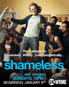 Không Biết Xấu Hổ - Shameless Season 1 poster