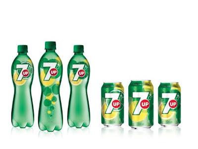 7up ganha novas embalagens