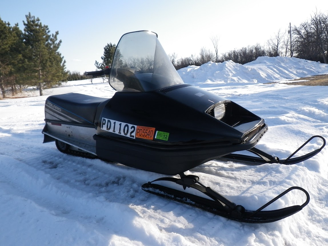 What Is A 1987 Polaris Star 250 Worth