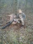 Louisiana 8 Point Buck 180lbs Dream Hunt Resort