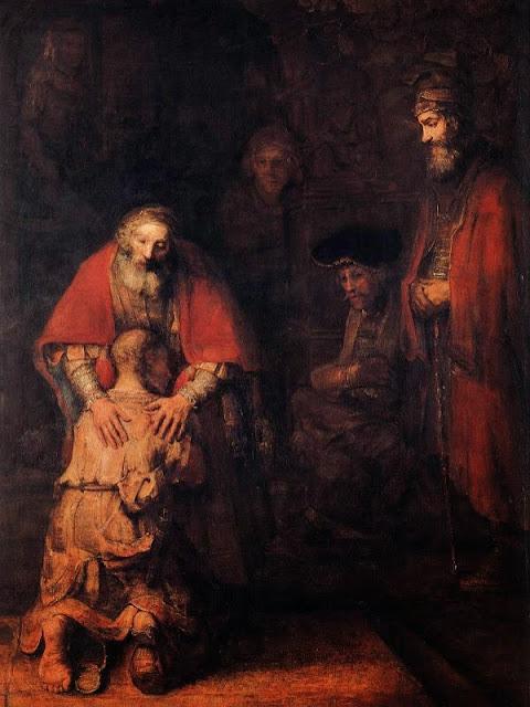 La magnífica interpretación de la Parábola del Hijo Pródigo de Rembrandt