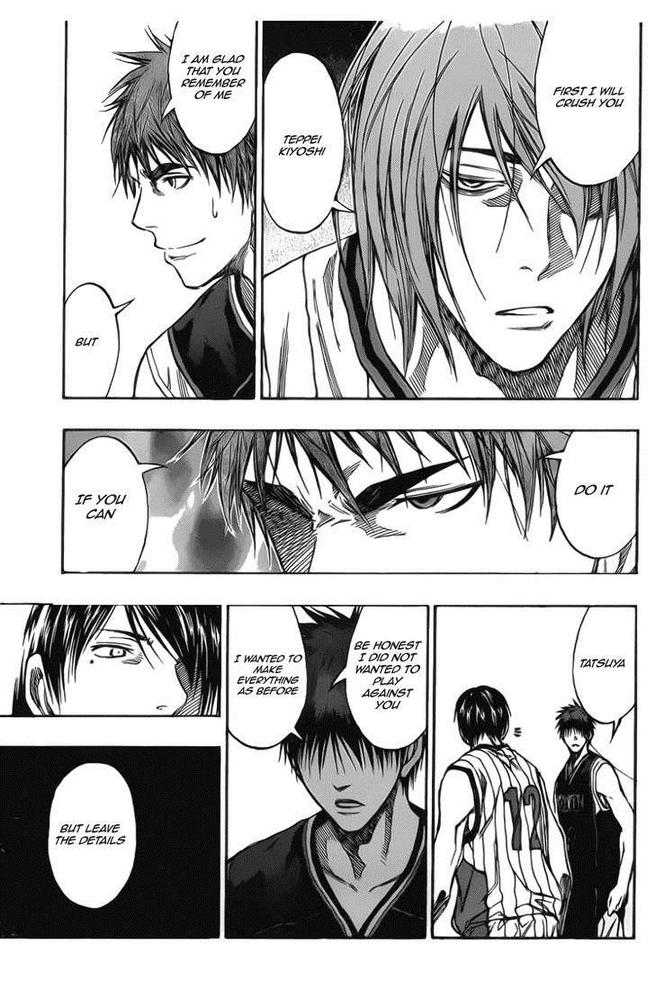 Kuroko no Basket Manga Chapter 145 - Image 17
