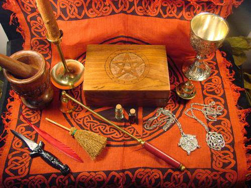 Witch Or Wicca