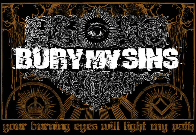 BURY MY SINS ( 2004-2011 ) ...thank you for 7 heavy years!!! cheers!!!