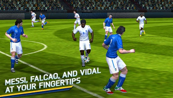 FIFA 14 by EA SPORTS v1.3.6 for iPhone/iPad