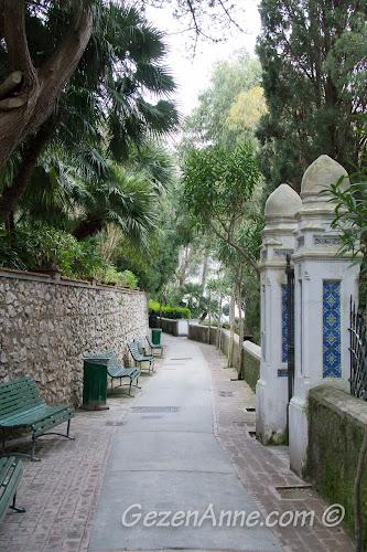 Capri sokakları