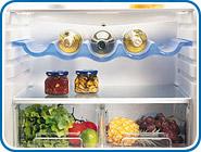 Полки в холодильной камере холодильника