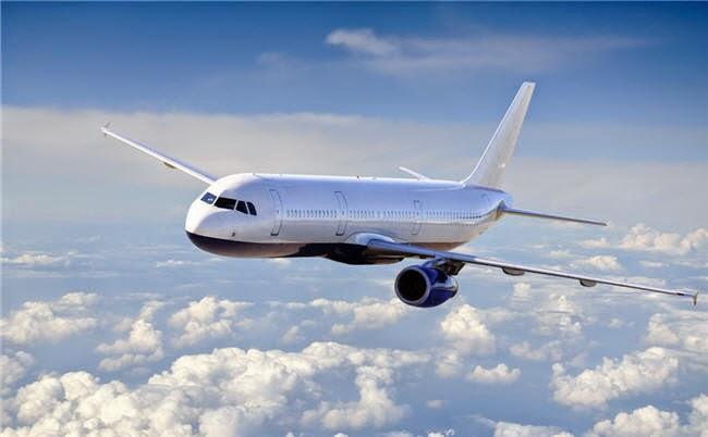 viajar avión nubes