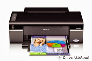 Get driver Epson WorkForce 40 Inkjet printer – Epson drivers