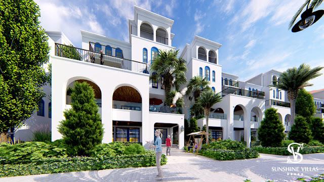 Biệt thự đẳng cấp 5 sao Sunshine Wonder Villas