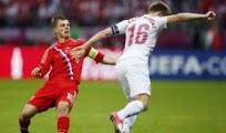 video Goles Polonia Rusia [1 - 1] 12 junio Eurocopa 2012