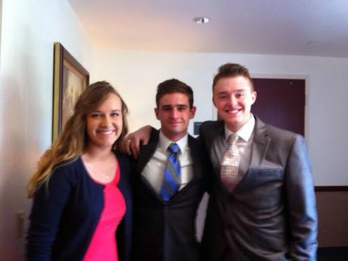 Elisabeth Wiser, Garrison Bird, Declan Johnson- Called To Serve