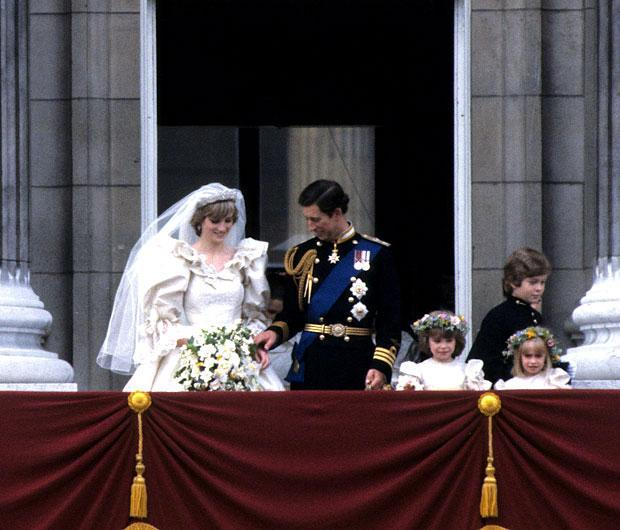 prince charles and princess diana wedding pictures. Wedding of Princess Diana and