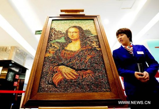 Topworth the most expensive copy of the painting mona lisa for What is the most expensive painting