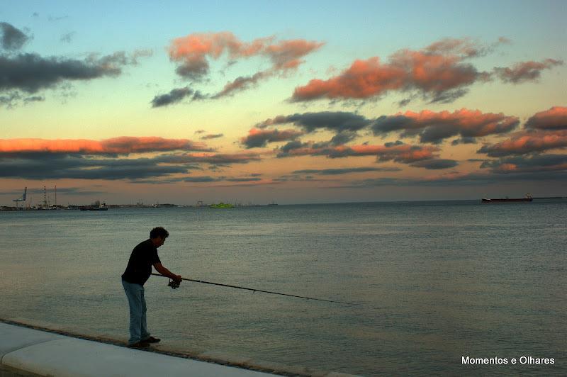 A pesca