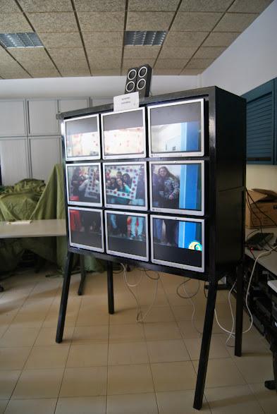 VideoWall en funcionamiento