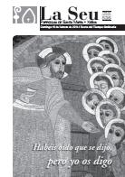 Hoja Parroquial Nº536 - Habéis oído que se dijo, pero yo os digo. Iglesia Colegial Basílica de Santa María de Xàtiva - Sexto aniversario de la erección de la colegiata.