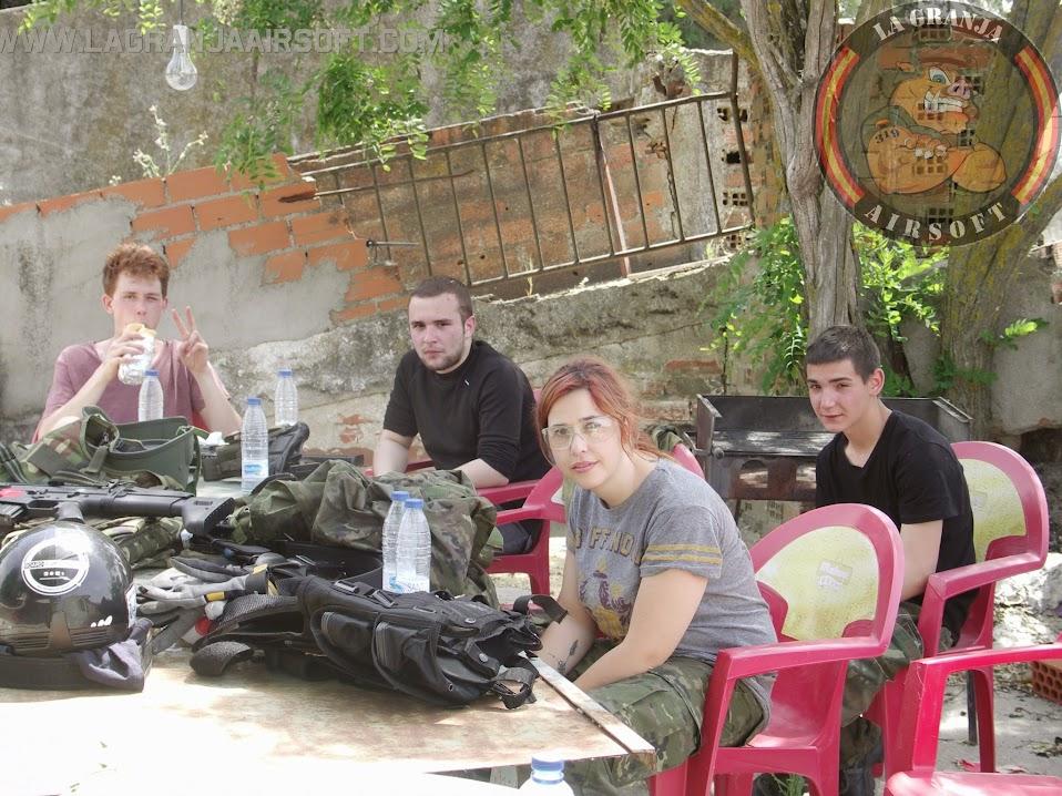 """FOTOS DE """"INCURSIÓN HALO"""". 10-05-15 PICT0253"""