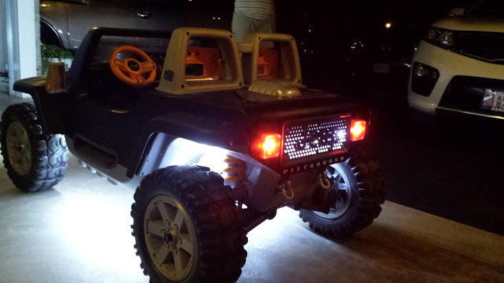 jeep hurricane power wheels modifications re luci 39 s r c jeep. Cars Review. Best American Auto & Cars Review