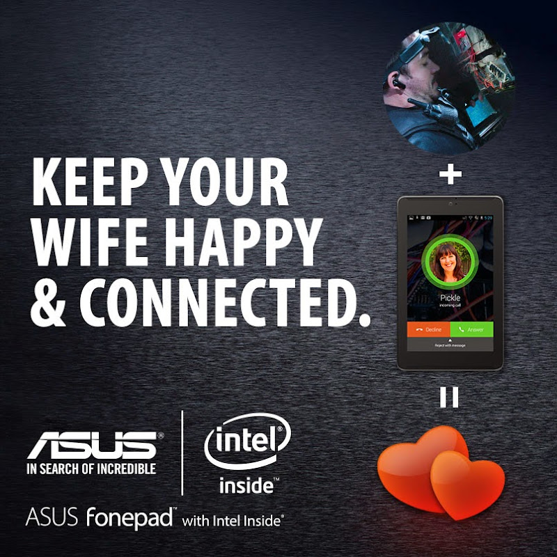 Fonepad is Calling