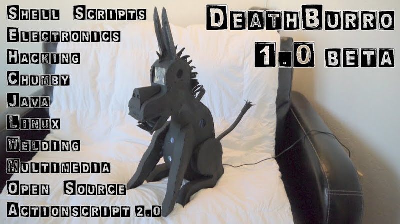 Death Burro part 6: into the (corporate) wild…