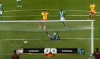Video Goles Santa Fe Nacional [2 - 2] Resumen 8 Agosto