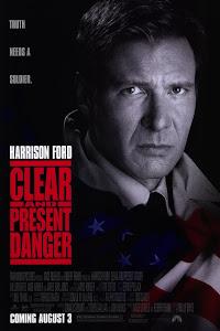 Hiểm Họa Hiện Hữu - Clear And Present Danger poster