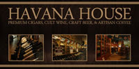 Premium Cigar Youngstown Havana House Logo