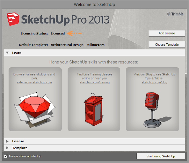 SkecthUp Pro 2013 Version 13.0.3689 Review Su2013re01