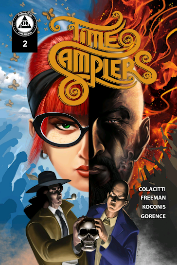 2nd Issue Cover