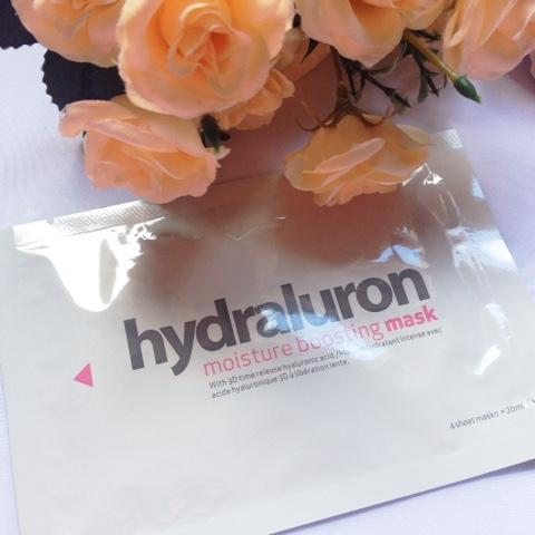Hydraluron Moisture Boosting Masks