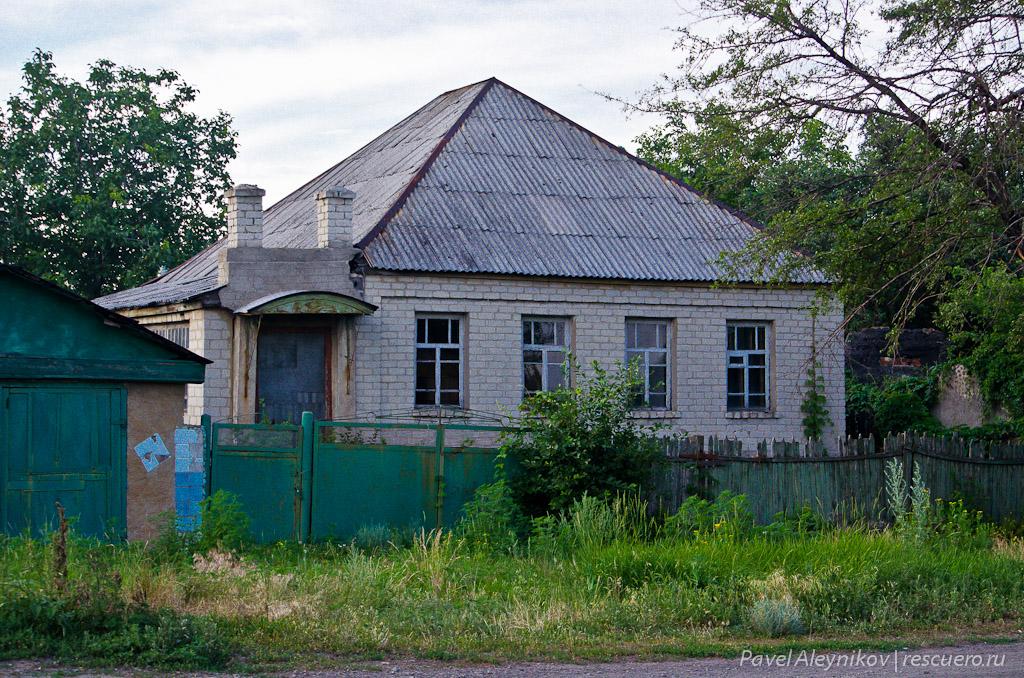 Дом на седьмой