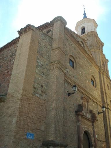 Jarque.- Iglesia