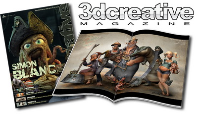 3DCreative Magazine Collection - Issues 1 to 77