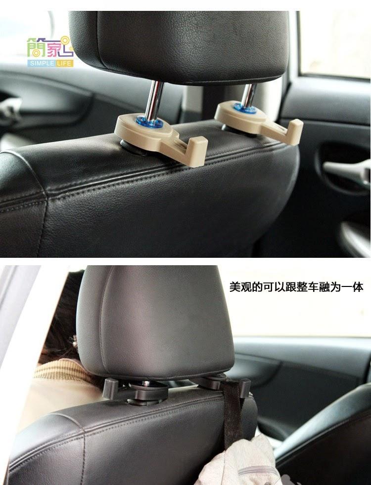 automotive interior car seat back hook hanger holder k2342 11street malaysia consoles. Black Bedroom Furniture Sets. Home Design Ideas